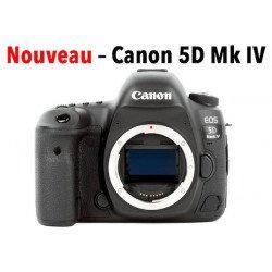 Canon 5D Mark IV - Reflex numérique