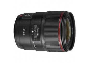 Canon EF 35 mm f/1.4 L USM II Focale Fixe
