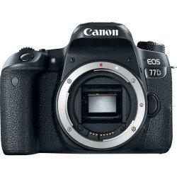 Canon 77D + 1 batterie & chargeur Reflex Canon