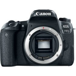Canon EOS 77D - Reflex numérique