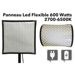 Panneau Led flexible 600 watts - 2700~6500K