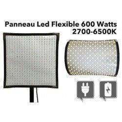 Panneau Led flexible 600 watts - 2700~6500K - OCCASION