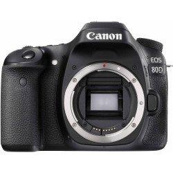 Canon 80D + 1 batterie & chargeur Reflex Canon