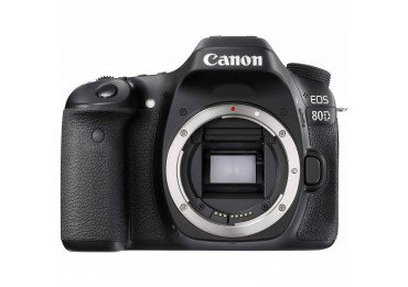 Canon EOS 80D - Reflex numérique