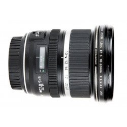 Canon 10-22mm f/3,5-4,5 USM - Objectif Photo