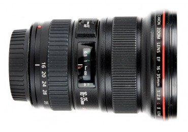 Canon 16-35 mm f/2,8L II USM - Objectif Photo Grand Angle