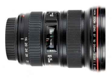 Canon 16-35 mm f/2,8L II USM Grand Angle