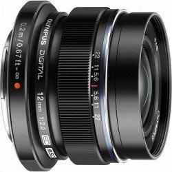 Olympus 12mm f/2 M ZUIKO DIGITAL PRO Focale Fixe