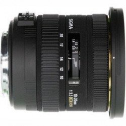 Sigma 10-20 mm f/3,5 EX DC HSM - Canon - Objectif photo