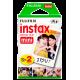 Pack Fuji Instax Mini 8 - Pack de 20 à 500 photos Pack Instax Mini 8