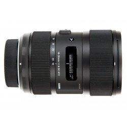 Sigma 18-35 mm f/1,8 DC HSM - Art - Monture Canon