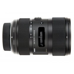 Sigma 18-35 mm f/1,8 DC HSM - Art - Objectif photo monture Canon
