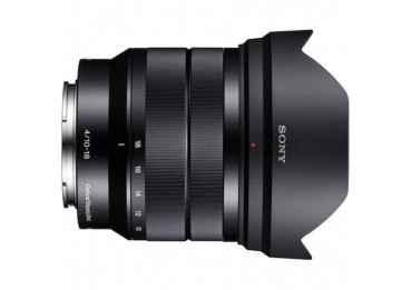 Sony E 10-18 mm f/4 OSS Grand-Angle - Objectif à monture Sony E