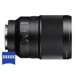 Sony 35 mm f/1.4 T* FE ZA - Monture Sony E Zeiss Monture E