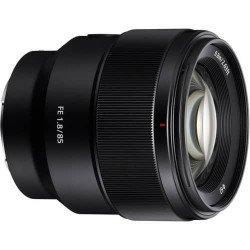 Sony FE 85 mm f/1.8 - Monture Sony E Standard