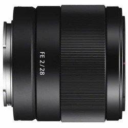 Sony FE 28mm f/2.0 - Monture Sony E - Objectif photo hybride Grand Angle