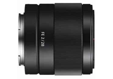 Sony FE 28mm F/2 Lens (105) Sony FE 28mm F/2 Lens Grand Angle