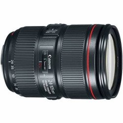 Canon EF 24-105 mm f/4L IS II USM - Objectif photo Standard