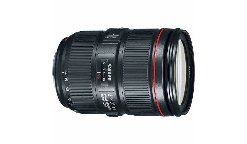 fab3df2122a1 Location Canon EF 24-105 mm f 4L IS II USM - Objectif photo. Loading zoom