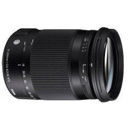 Sigma 18-300 mm F3,5-6,3 DC MACRO - Objectif photo monture Canon
