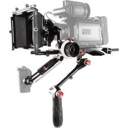 Shape Kit Matte Box Follow Focus for Blackmagic URSA mini Crosse d'épaule & Rig