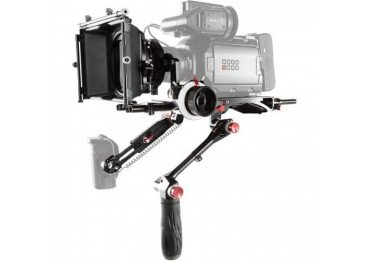 Shape Kit Matte Box Follow Focus for Blackmagic URSA mini