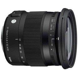 Sigma 17-70 mm f2.8-4 DC MACRO OS HSM - Monture Nikon