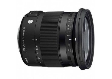Location Sigma 17-70mm f/2.8-4 DC MACRO OS HSM - Canon
