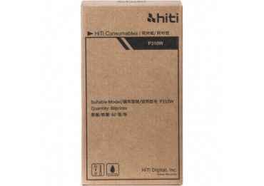 Papier Photo pour HiTi P 310 W - 60 tirages 10x15 cm