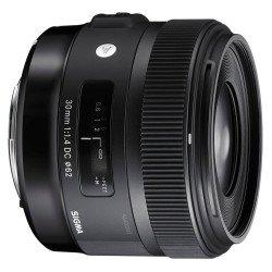 Sigma 30 mm F1,4 DC HSM - Art - Monture Canon
