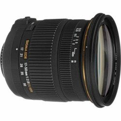 Sigma 17-50mm f/2.8 EX DC OS HSM (Monture Canon)