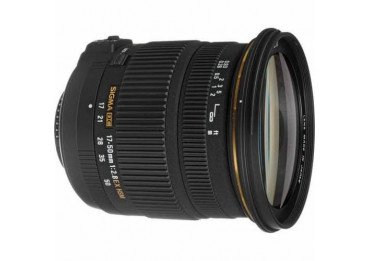 Sigma 17-50 mm f/2.8 EX DC OS HSM - Monture Canon Standard