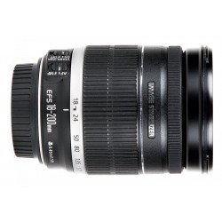 Canon 18-200 mm f/ 3,5-5,6 IS - Objectif Photo