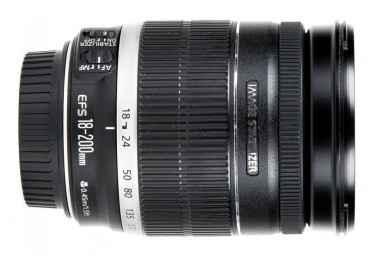 Canon 18-200 mm f/ 3,5-5,6 IS - Objectif Photo PRODUITS OBSOLÈTES