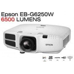 Location vidéo projecteur Epson EB-G6250W - 6500 Lumens