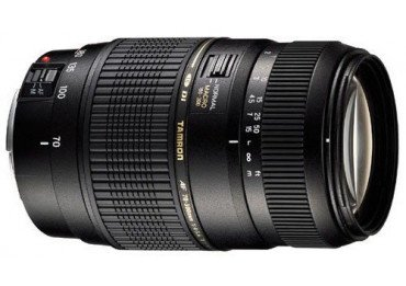 Tamron 70-300 mm f/3.5 - Canon Téléobjectif