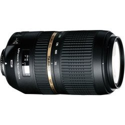 Tamron SP 70-300 mm f/4-5. 6 Di VC USD - Objectif photo monture Nikon