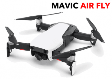 Drone Mavic Air Fly More Combo + 1 batterie & chargeur Les Drones