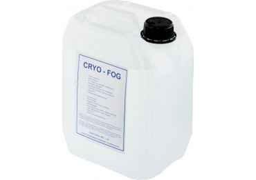 Bidon 5L - Look Cryo-Fog Fluid - Densité Fast Fog - Machine à fumée
