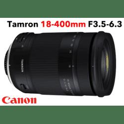 TAMRON 18-400 mm F/3,5-6,3 Di II VC HLD - Canon Téléobjectif