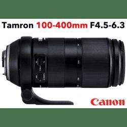 TAMRON 100-400 mm F/4,5-6,3 Di VC USD CANON