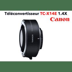 TAMRON Téléconvertisseur TC-X14E 1.4X monture Canon Multiplicateur