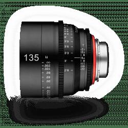Samyang XEEN 135 mm T2.2 - Monture Canon EF objectif Vidéo Samyang-Canon
