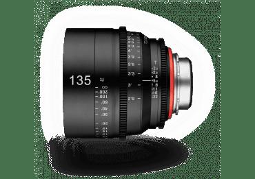location Samyang XEEN 135 mm T2.2 - Monture Canon EF objectif Vidéo