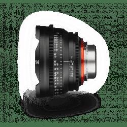 location Samyang XEEN 14 mm T3.1 - Monture CANON EF objectif vidéo