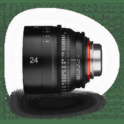 Location Samyang XEEN 24mm T1.5 - Monture Canon EF objectif Vidéo