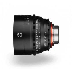 Samyang XEEN 50mm T1.5 - Monture Canon EF objectif Vidéo Samyang - Canon (EF)