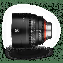 Samyang XEEN 50mm T1.5 - Monture Canon EF objectif Vidéo