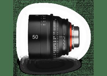 Samyang XEEN 50mm T1.5 - Monture Canon EF objectif Vidéo Monture Canon (EF)