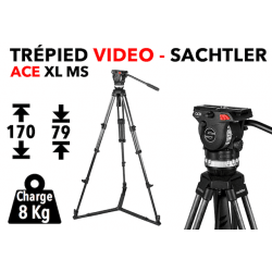 Trépied vidéo SACHTLER System ACE XL GS CF
